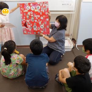 【kodomo鶴見東口教室】8月カリキュラム「夏祭り準備」の画像