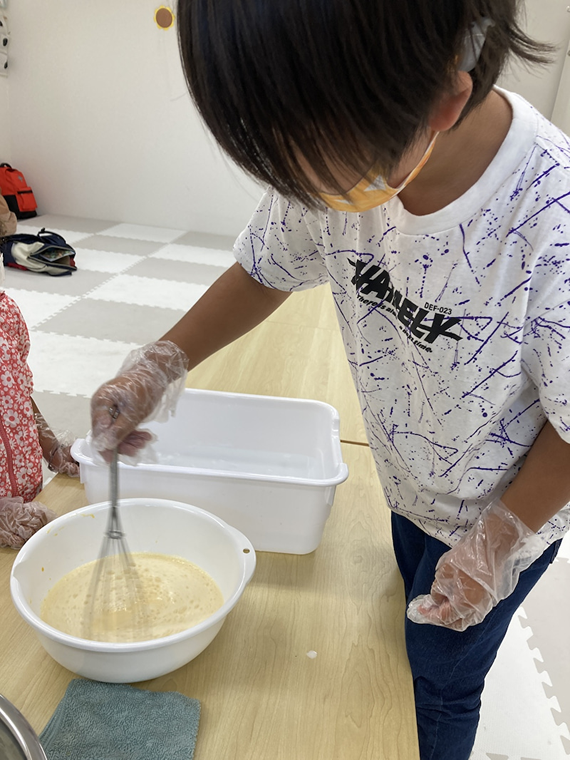 o1000133314985781177 - 8/11(水) toiro平塚 アイスクリームを作ろう!