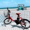 GoProの威力に感動!台風が迫る強風の中を自転車で走っても、ブレないダイナミックな映像の画像