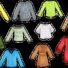 熱中症予防に効果的な『服の色』は?の画像