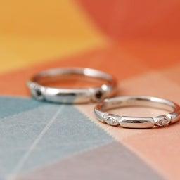 画像 アニバーサリーリングや婚約指輪としてもぴったりのエタニティリング✧*【AFFLUX京都雅店】 の記事より 3つ目