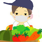 かぼちゃの収穫!の記事より