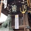 お櫛田様へ御参拝の画像