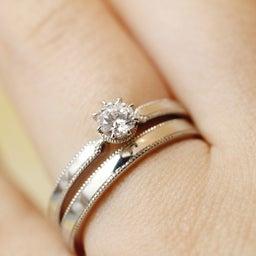 画像 アニバーサリーリングや婚約指輪としてもぴったりのエタニティリング✧*【AFFLUX京都雅店】 の記事より 4つ目