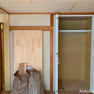京都市上京区リフォーム工事スタート 京都の注文住宅 岸田工務店の画像