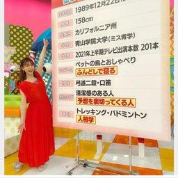 画像 新井恵理那アナがふんどし履いて寝てる⁉️ の記事より 1つ目