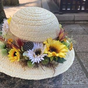 麦わら帽子、夏休みの想い出。の画像