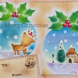 ♡クリスマスカード お家キット♡の画像