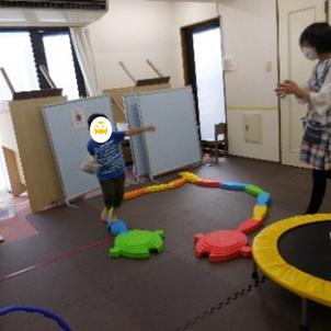 【kodomo鶴見東口教室】8月カリキュラム「運動」の画像