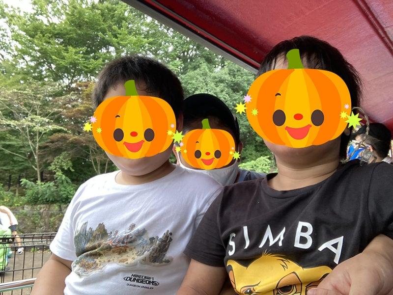 o1000075114992128930 - 7月27日 toiro平塚 諏訪の森・子どもの森わんぱくランドへ