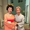 松井玲奈さん、友近さんとの初めてのツーショットの画像