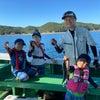 船釣り体験。アジとガシラ釣りの画像