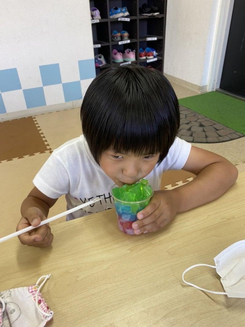 o0809108014993154741 - 8月13日(金)寒天ゼリー作り☆toiro鳥が丘☆