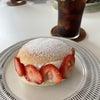 マリトッツォと食パンの画像