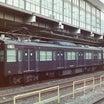品川駅の茶色い103系  1999年