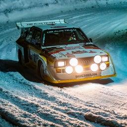 画像 Audi Sport Quattro S1 Evolution 2 の記事より 3つ目