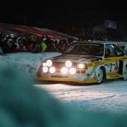 画像 Audi Sport Quattro S1 Evolution 2 の記事より 2つ目