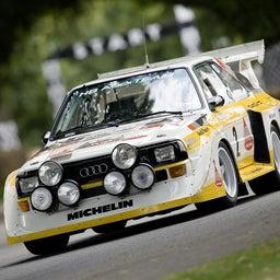 画像 Audi Sport Quattro S1 Evolution 2 の記事より 1つ目