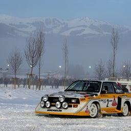 画像 Audi Sport Quattro S1 Evolution 2 の記事より 4つ目
