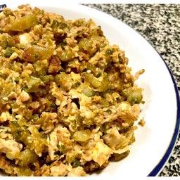 画像 ゴーヤ料理で介護食挑戦!チャンプルと佃煮は初挑戦❤️  普通食と味を変えて の記事より 5つ目