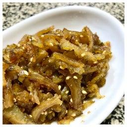 画像 ゴーヤ料理で介護食挑戦!チャンプルと佃煮は初挑戦❤️  普通食と味を変えて の記事より 4つ目