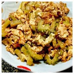 画像 ゴーヤ料理で介護食挑戦!チャンプルと佃煮は初挑戦❤️  普通食と味を変えて の記事より 3つ目