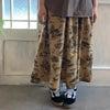 *オリジナルプリントスカートの画像