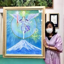 画像 新作「ヤマトタケル エピソード1」額装できました! の記事より 1つ目