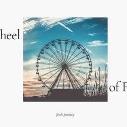 画像 <連載>風の時代を旅するタロット小説 Ⅹ章(10-運命の輪) の記事より 1つ目