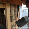 土壁の塗り体験に挑戦!! 一緒に造る家造り 一棟入魂の家造り ㈱カネタケ竹内建築の画像