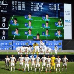 画像 ブリオベッカ浦安⚽️関東サッカーリーグ前期第11節(延期分) の記事より 1つ目