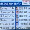 菅総理が総裁選不出馬! マスコミは石破や河野太郎や小泉進次郎を推すの画像