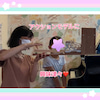 ピアノのアクションモデルを使って♪の画像