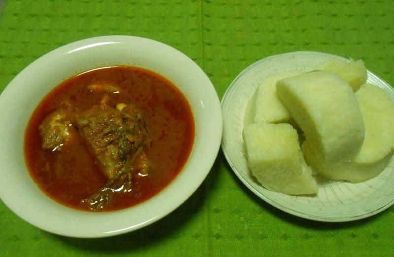 スープとヤム