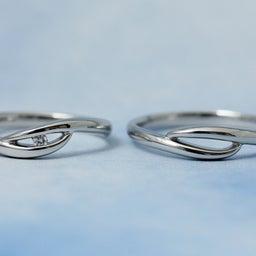 画像 誰もいない海をひとり占め!波モチーフの個性的な結婚指輪も♪【AFFLUX京都雅店】 の記事より 2つ目