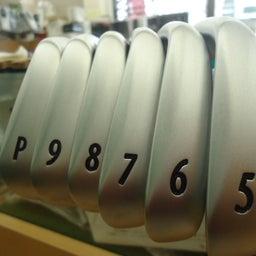 画像 MIURA TC-101 仕上はマットホワイトクロムが人気です。 の記事より 1つ目