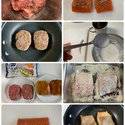 画像 サクッとできる1品料理~手作りハンバーガー&フィッシュバーガー~ の記事より 2つ目