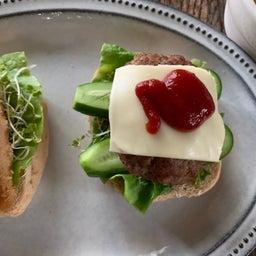 画像 サクッとできる1品料理~手作りハンバーガー&フィッシュバーガー~ の記事より 9つ目