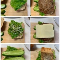 画像 サクッとできる1品料理~手作りハンバーガー&フィッシュバーガー~ の記事より 6つ目