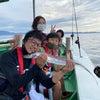 船釣り体験。タチウオ釣りの画像
