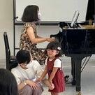【感激】ゆるゆる発表会、小さい生徒ちゃん達の活躍も(^_-)-☆の記事より