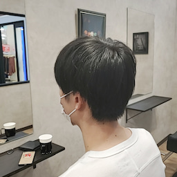 画像 印象が大きく変わる!メンズの顔タイプ☆ の記事より 2つ目
