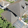 北九州のドローン屋根調査の画像