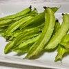 『四角豆とタコときゅうり和え物』&『3色そぼろ丼』の画像