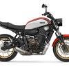 XSR700なバイク店の画像