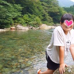 画像 龍の国オートキャンプ場で水遊び♪② の記事より 10つ目
