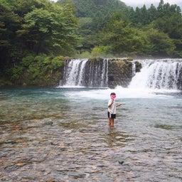 画像 龍の国オートキャンプ場で水遊び♪② の記事より 7つ目