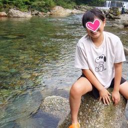 画像 龍の国オートキャンプ場で水遊び♪② の記事より 11つ目