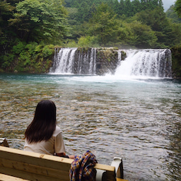 画像 龍の国オートキャンプ場で水遊び♪② の記事より 8つ目