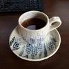 先日の断捨離で、大事に保存していたティーカップセットが出てきました。の画像
